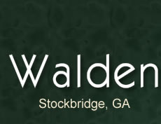 Walden Homeowners Association. A residential community in Stockbridge, Georgia